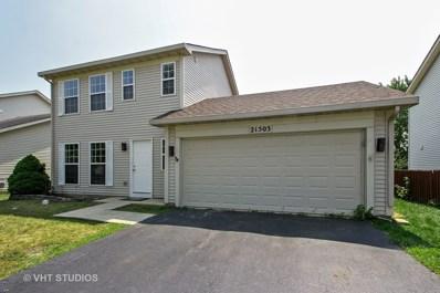 21503 W Georgetown Drive, Plainfield, IL 60544 - MLS#: 10050854