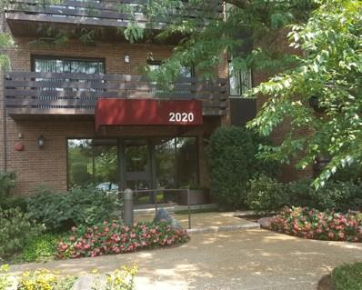 2020 Chestnut Avenue UNIT 205, Glenview, IL 60025 - #: 10050855