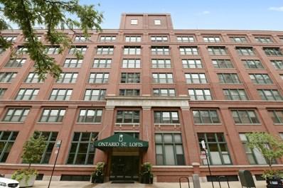411 W Ontario Street UNIT 620, Chicago, IL 60654 - #: 10050899