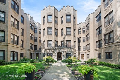 1903 W Estes Avenue UNIT 3, Chicago, IL 60626 - MLS#: 10050911