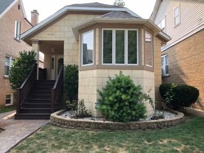 4538 N McVicker Avenue, Chicago, IL 60630 - MLS#: 10050928