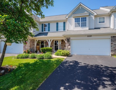 2220 Pembridge Lane, Joliet, IL 60431 - MLS#: 10051090