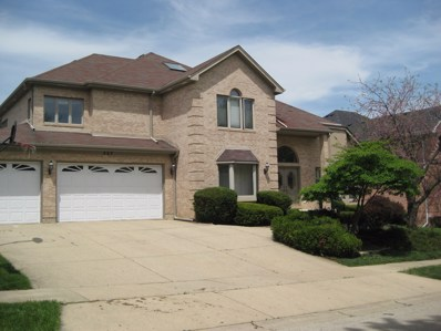 227 Wren Court, Bloomingdale, IL 60108 - MLS#: 10051110