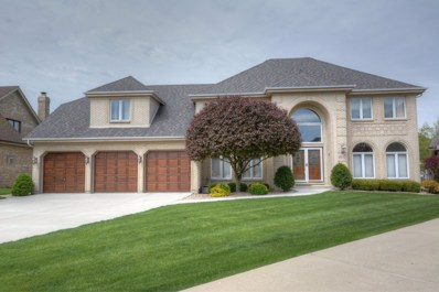 307 Radcliffe Court, Bloomingdale, IL 60108 - MLS#: 10051136
