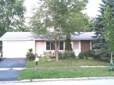 5309 Garbo Lane, Hanover Park, IL 60133 - #: 10051359
