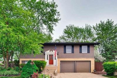 1465 Meyer Road, Hoffman Estates, IL 60169 - MLS#: 10051423