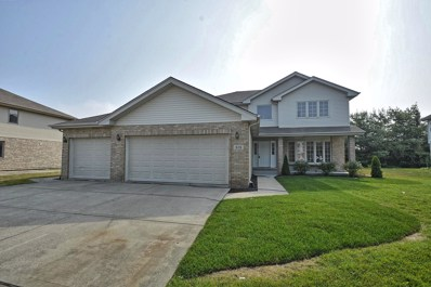 629 Depaul Avenue, Matteson, IL 60443 - MLS#: 10051433