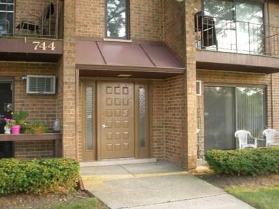 744 N Briar Hill Lane UNIT 2, Addison, IL 60101 - #: 10051463