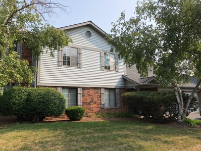 1510 W Partridge Lane UNIT 5, Arlington Heights, IL 60004 - MLS#: 10051516