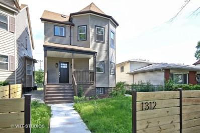 1312 E 71ST Place, Chicago, IL 60619 - #: 10051578