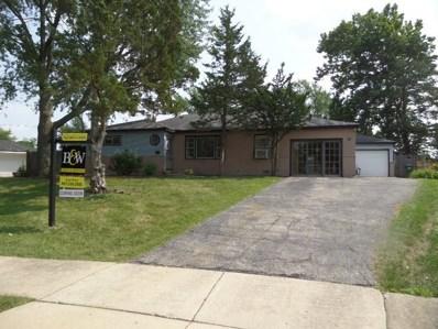 315 Glendale Lane, Hoffman Estates, IL 60194 - #: 10051805