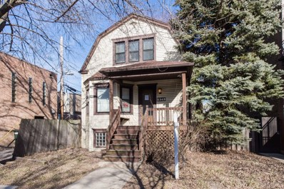4343 N FRANCISCO Avenue, Chicago, IL 60618 - #: 10051913