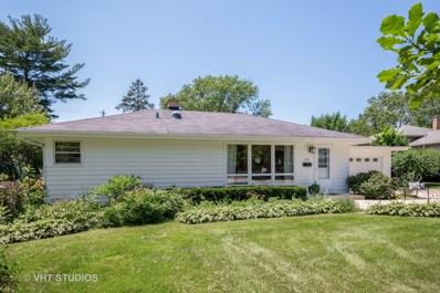 819 Magnolia Lane, Naperville, IL 60540 - MLS#: 10051938