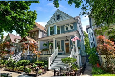 2027 W Bradley Place, Chicago, IL 60618 - MLS#: 10051975