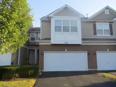 3991 Evans Court UNIT 3, Yorkville, IL 60560 - MLS#: 10052133
