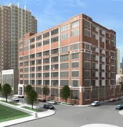 320 E 21st Street UNIT 816, Chicago, IL 60616 - MLS#: 10052239