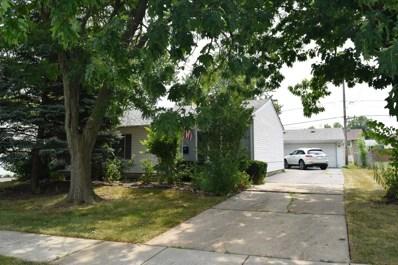 313 Haller Avenue, Romeoville, IL 60446 - #: 10052271