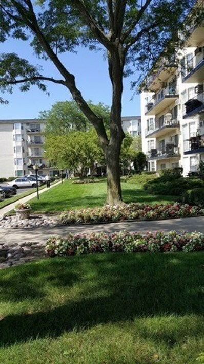 5510 W Lincoln Avenue UNIT B502, Morton Grove, IL 60053 - #: 10052299