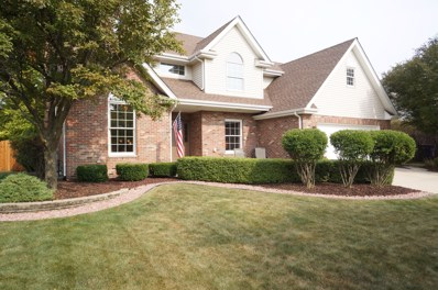 632 Bishops Gate, New Lenox, IL 60451 - #: 10052345