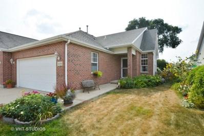 1438 Coral Bell Drive, Joliet, IL 60435 - #: 10052445