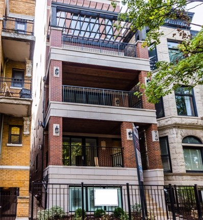 729 W Barry Avenue UNIT 1, Chicago, IL 60657 - MLS#: 10052499