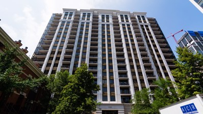 1322 S Prairie Avenue UNIT 1305, Chicago, IL 60605 - MLS#: 10052633