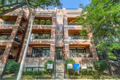 2918 N Sheffield Avenue UNIT 3N, Chicago, IL 60657 - MLS#: 10052642