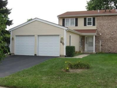 200 Porter Lane, Bolingbrook, IL 60440 - MLS#: 10052741
