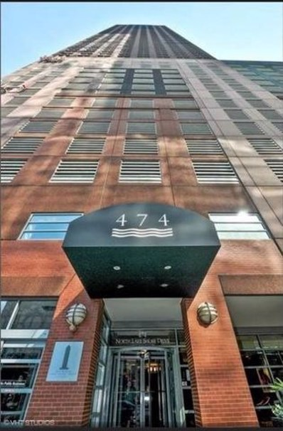 474 N Lake Shore Drive UNIT 3609, Chicago, IL 60611 - #: 10052782