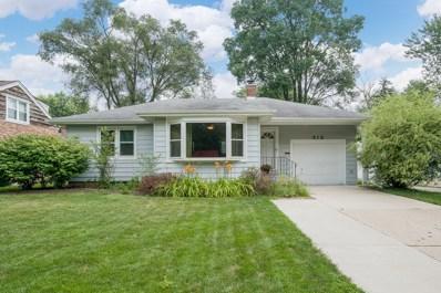 413 S Illinois Avenue, Villa Park, IL 60181 - #: 10052960