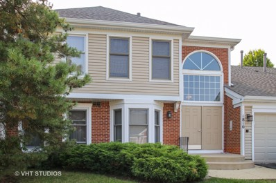1810 Fox Run Drive UNIT C8, Elk Grove Village, IL 60007 - MLS#: 10052985