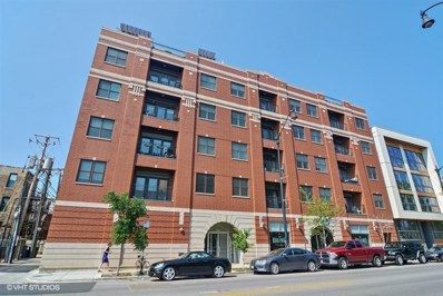 2740 W Armitage Avenue UNIT 506S, Chicago, IL 60647 - MLS#: 10053103