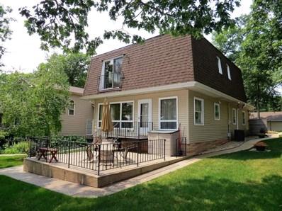42415 N Woodbine Avenue, Antioch, IL 60002 - MLS#: 10053367
