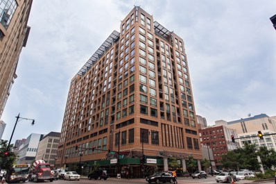 520 S State Street UNIT 1211, Chicago, IL 60605 - MLS#: 10053465