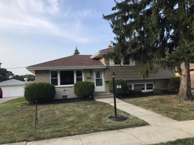 54 E 160th Place, South Holland, IL 60473 - MLS#: 10053501