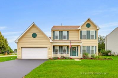 222 Thornbury Drive, Oswego, IL 60543 - MLS#: 10053551