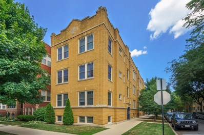 2656 W Gunnison Street UNIT 3, Chicago, IL 60625 - MLS#: 10053656