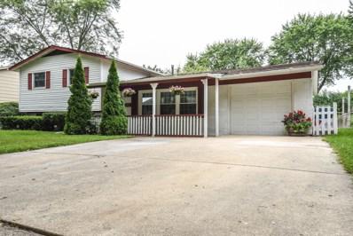 6838 Glenwood Lane, Hanover Park, IL 60133 - #: 10053701