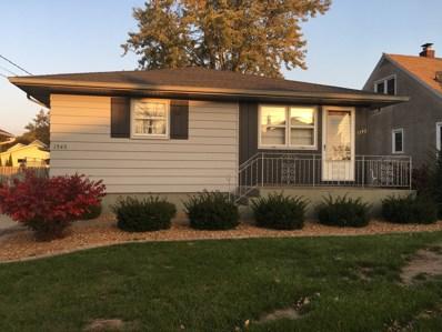 1342 Tonti Street, Lasalle, IL 61301 - MLS#: 10053798