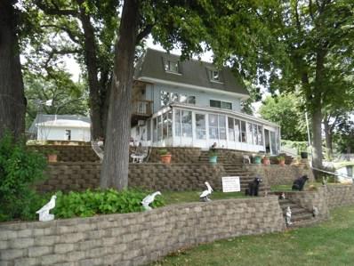 169 Riverside Island Drive, Fox Lake, IL 60020 - #: 10053896