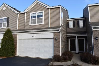 1228 Courtland Circle, Plainfield, IL 60586 - MLS#: 10053903
