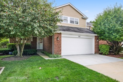 846 Winchester Lane, Northbrook, IL 60062 - MLS#: 10053906