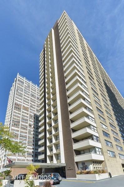 6157 N Sheridan Road UNIT 18F, Chicago, IL 60660 - MLS#: 10053996