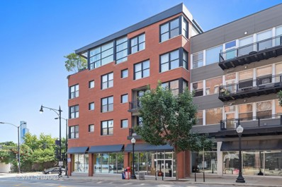 1601 S Halsted Street UNIT 508, Chicago, IL 60608 - MLS#: 10054118