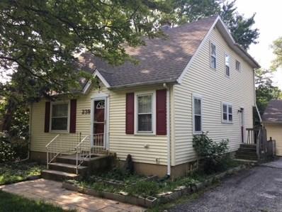 239 W Morris Avenue, Lombard, IL 60148 - #: 10054136