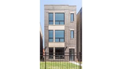2426 W Fillmore Street UNIT 3, Chicago, IL 60612 - MLS#: 10054233