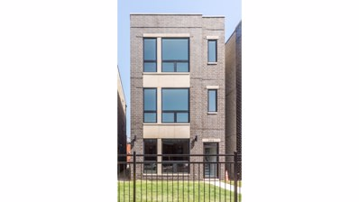 2426 W Fillmore Street UNIT 1, Chicago, IL 60612 - #: 10054242