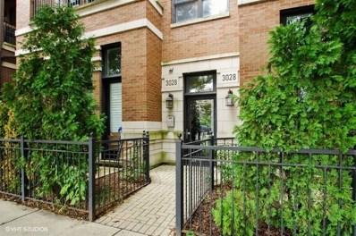 3028 N Sheffield Avenue UNIT 2N, Chicago, IL 60657 - MLS#: 10054305