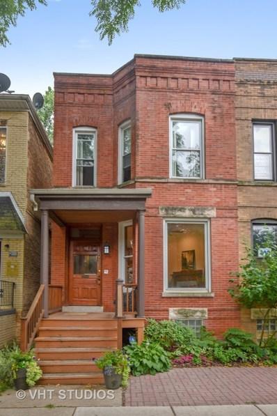 2163 W Leland Avenue, Chicago, IL 60625 - MLS#: 10054411