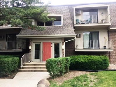 214 E Bailey Road UNIT M, Naperville, IL 60565 - #: 10054527